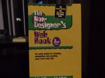 THE NON DESIGNERS WEB BOOK  ISBN 0-201-71038-2