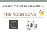 THE NOUNS LESSON (with sing-along song)
