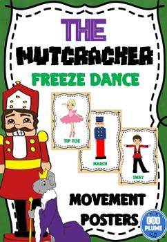 THE NUTCRACKER FREEZE DANCE (BRAIN BREAK)