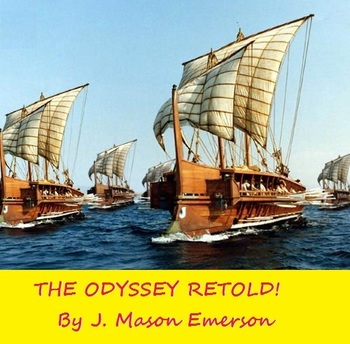 THE ODYSSEY RETOLD! (INTERACTIVE; FUN ACTIVITIES; TEST, CCSS)