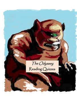 THE ODYSSEY: Reading Quizzes