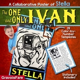 THE ONE AND ONLY IVAN Freebie Activity: A Collaborative Poster of STELLA