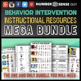 THE ONLY BEHAVIOR BUNDLE YOU WILL NEED