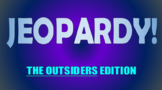THE OUTSIDERS - Review Game