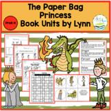 THE PAPER BAG PRINCESS BOOK UNIT