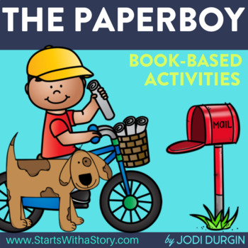 THE PAPERBOY read aloud lessons