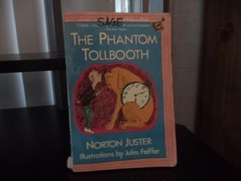 THE PHANTOM TOLLBOOTH TG + Port-A-Center Kit + 5 Books  1 55734 431 0