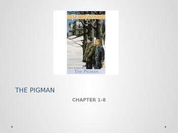 THE PIGMAN By Paul Zindel NOVEL UNIT