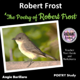 FROST THE POETRY OF ROBERT FROST HIGH SCHOOL POETRY UNIT Updated 2018