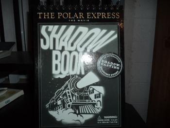 THE POLAR EXPRESS  THE MOVIE    ISBN 0-618-47793-4