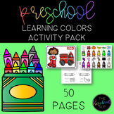 THE PRESCHOOL SLP: Learning Colors Using Associations Acti