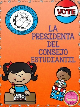 THE PRESIDENT OF THE STUDENT COUNCIL IN SPANISH