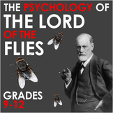 THE PSYCHOLOGY OF LORD OF THE FLIES - Explore the ID, EGO and SUPEREGO.