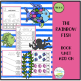 THE RAINBOW FISH BOOK UNIT ADD ON