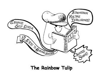 THE RAINBOW TULIP Sparks Success Reading Adventure!