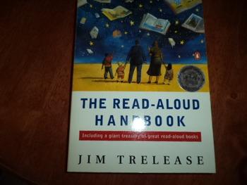 THE READ ALOUD HANDBOOK     ISBN 0-14-046971-0