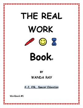 THE REAL WORK BOOK