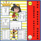 THE RECESS MATH NUMBER PRACTICE