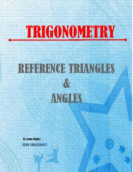 THE REFERENCE TRIANGLE AND THE REFERENCE ANGLE