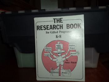 THE RESEARCH BOOK FOR GIFTED PROGRAMS
