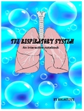 RESPIRATORY SYSTEM, an interactive notebook