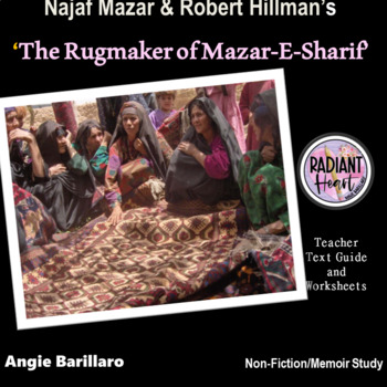 THE RUGMAKER OF MAZAR-E-SHARIF - WORKSHEETS
