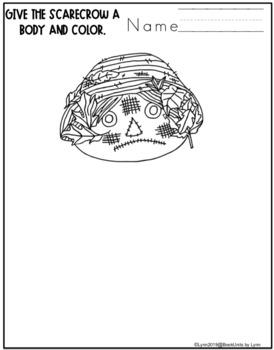 THE SCARECROW BOOK UNIT
