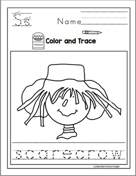 THE SCARECROW'S HAT  BOOK UNIT