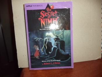 The Secret of Nimh ISBN 0-590-41708-8