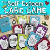 SELF-ESTEEM: Print + Digital SEL Game   Social Emotional D