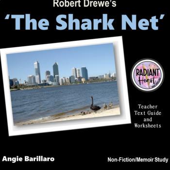 THE SHARK NET - ROBERT DREWE - WORKSHEETS