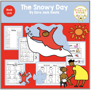 THE SNOWY DAY  BOOK UNIT