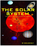 SOLAR SYSTEM, An Interactive Notebook