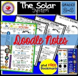 THE SOLAR SYSTEM- DOODLE NOTES