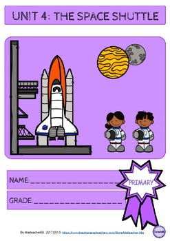 THE SPACE SHUTTLE LESSON PLAN