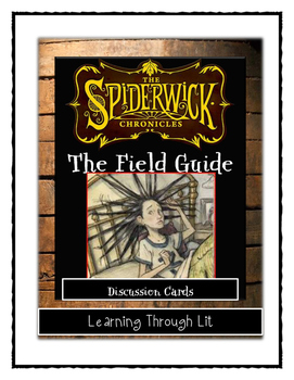 The Spiderwick Chronicles THE FIELD GUIDE - Discussion Cards