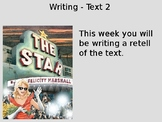 THE STAR (Felicity Marshall) Stage 3 - Reading & Writing (