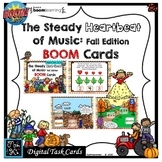 THE STEADY HEARTBEAT OF MUSIC: MUSIC BOOM CARDS-- TASK CAR