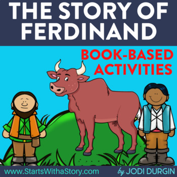 THE STORY OF FERDINAND Activities and Read Aloud Lessons