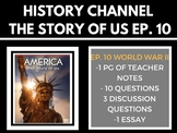 THE STORY OF US WORLD WAR II EPISODE 10