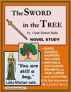 THE SWORD IN THE TREE Novel Study