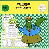 THE TEACHER FROM THE BLACK LAGOON  BOOK UNIT