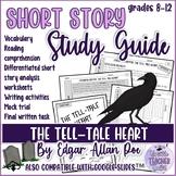 THE TELL-TALE HEART by Edgar Allan Poe Short Story Literat