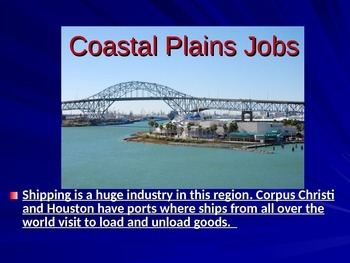 THE TEXAS GULF COAST PPT Editable