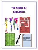 THE THEMES OF GEOGRAPHY