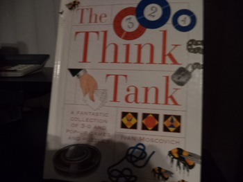 THE THINK TANK    ISBN 0-7894-2429-0