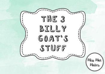 THE THREE BILLY GOATS STUFF- BOB HARTMAN
