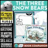 THE THREE SNOW BEARS read aloud lessons