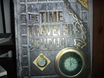 THE TIME TRAVELERS JOURNAL