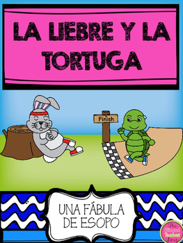 THE TORTOISE AND THE HARE IN SPANISH